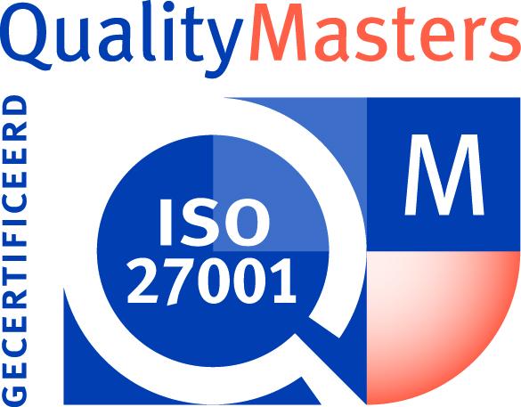 Bokxing IT heeft het ISO 27001 certificaat behaald!
